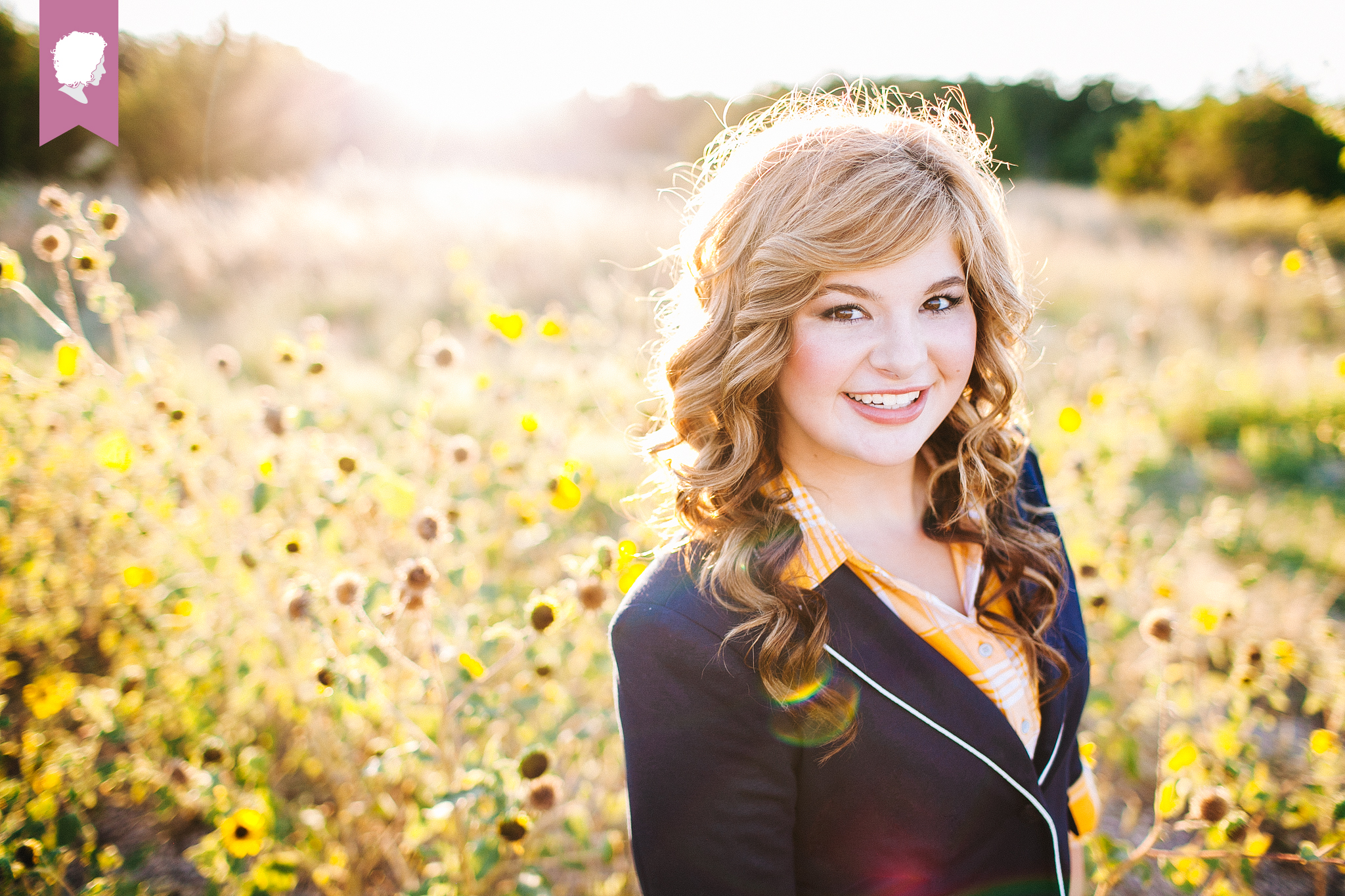 Portrait photo-shoot with natural lighting in Duncan, Oklahoma.