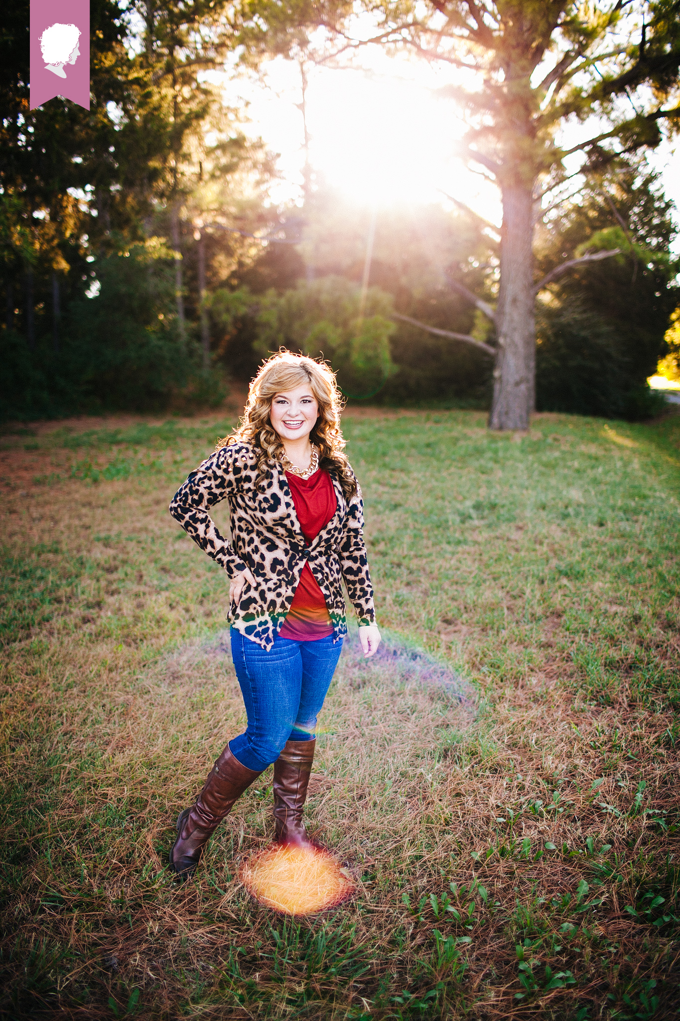 Natural Light Portrait Session in Duncan, Oklahoma.